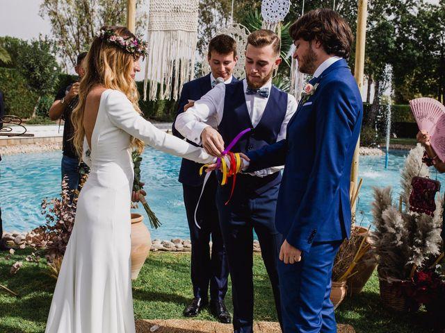 La boda de José Carlos y Andrea en Benacazon, Sevilla 25