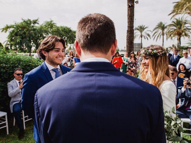 La boda de José Carlos y Andrea en Benacazon, Sevilla 26