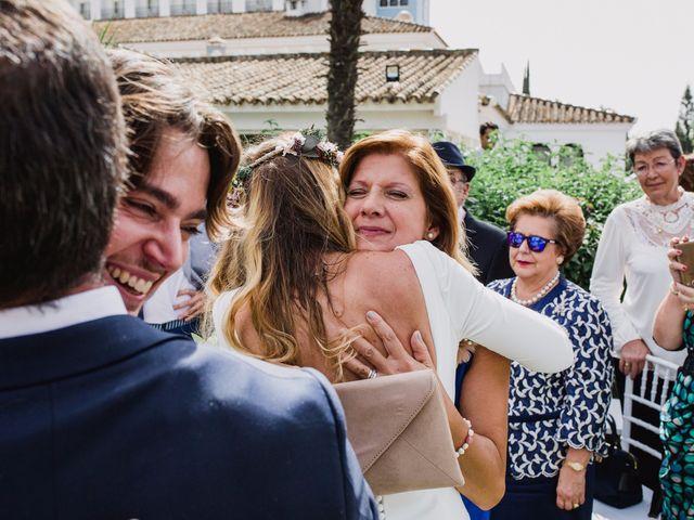 La boda de José Carlos y Andrea en Benacazon, Sevilla 28