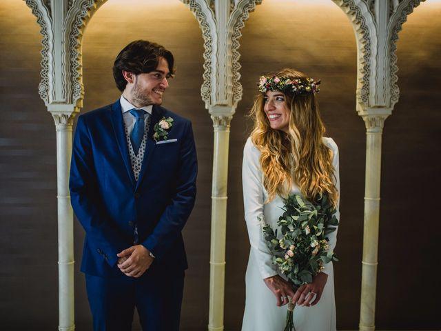 La boda de José Carlos y Andrea en Benacazon, Sevilla 29