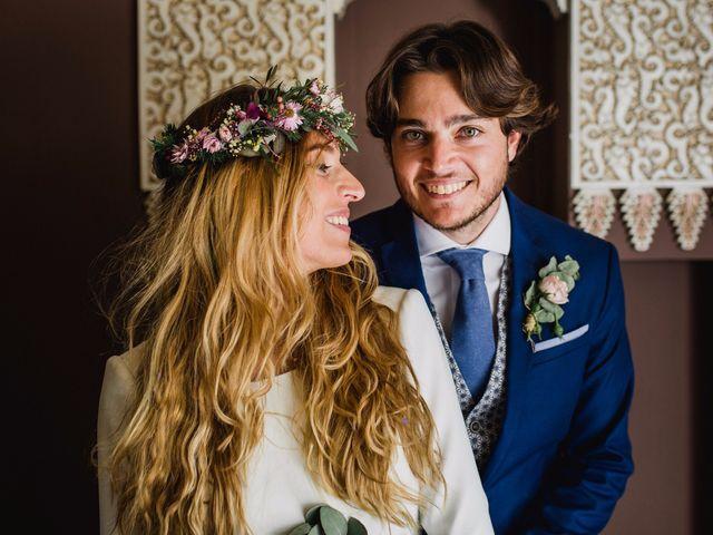 La boda de José Carlos y Andrea en Benacazon, Sevilla 30