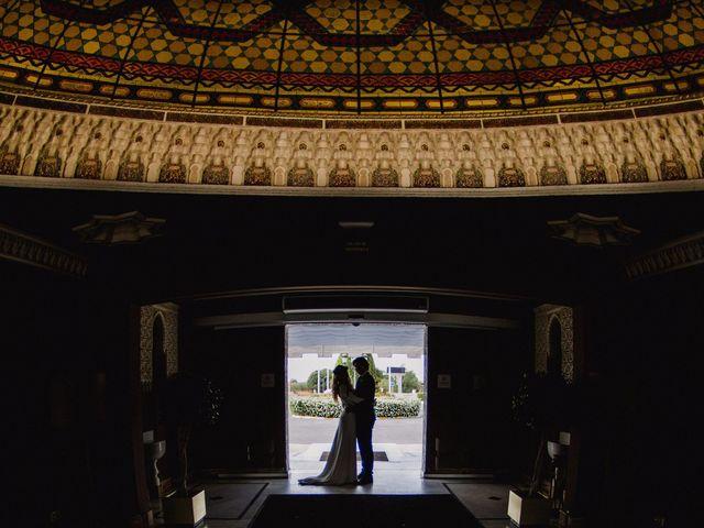 La boda de José Carlos y Andrea en Benacazon, Sevilla 31