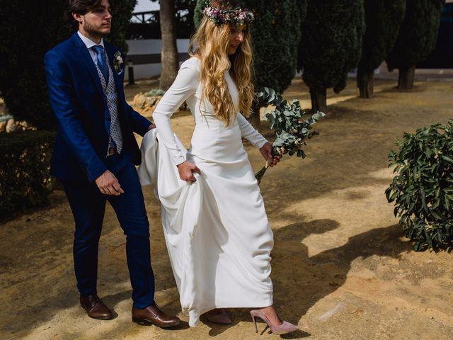 La boda de José Carlos y Andrea en Benacazon, Sevilla 32