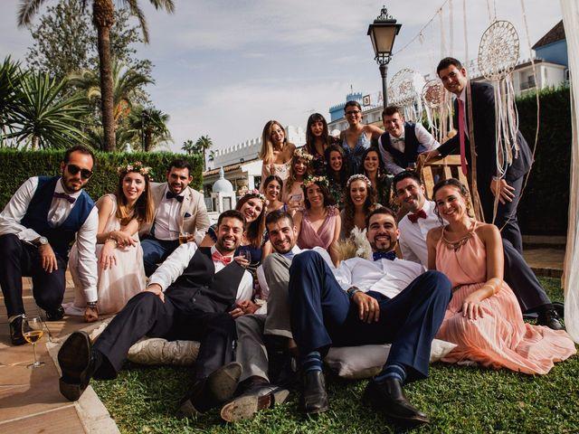 La boda de José Carlos y Andrea en Benacazon, Sevilla 37
