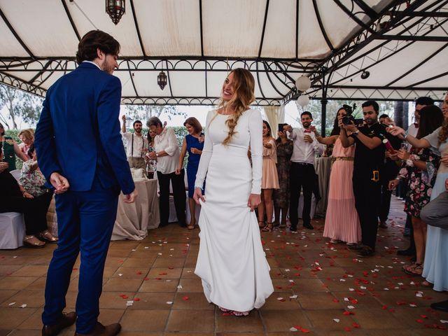 La boda de José Carlos y Andrea en Benacazon, Sevilla 39