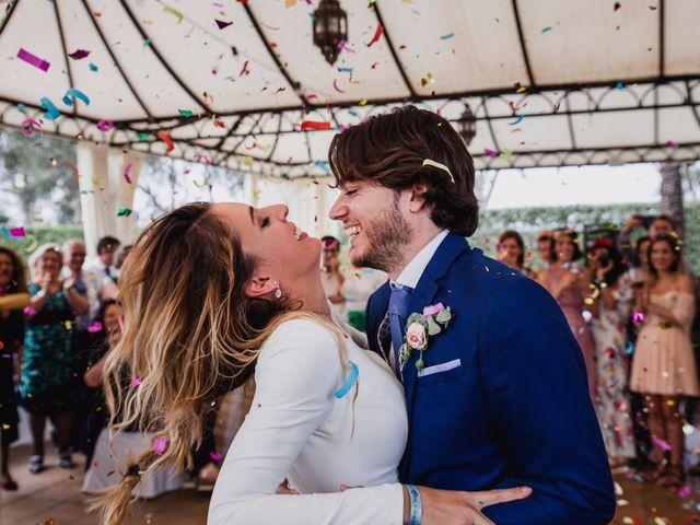 La boda de José Carlos y Andrea en Benacazon, Sevilla 40