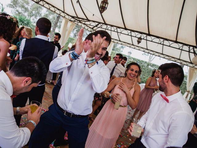 La boda de José Carlos y Andrea en Benacazon, Sevilla 42