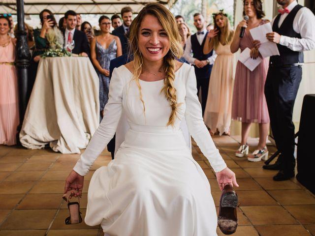 La boda de José Carlos y Andrea en Benacazon, Sevilla 43