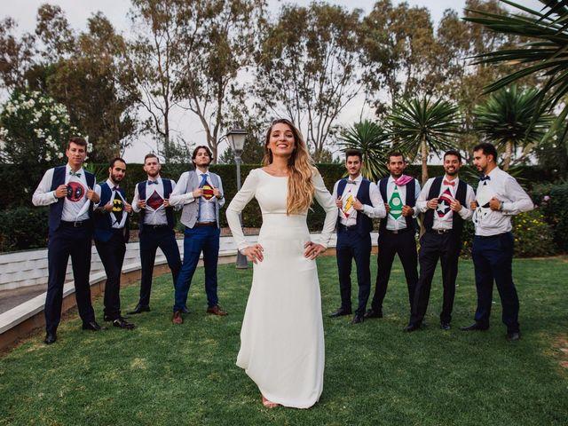 La boda de José Carlos y Andrea en Benacazon, Sevilla 47