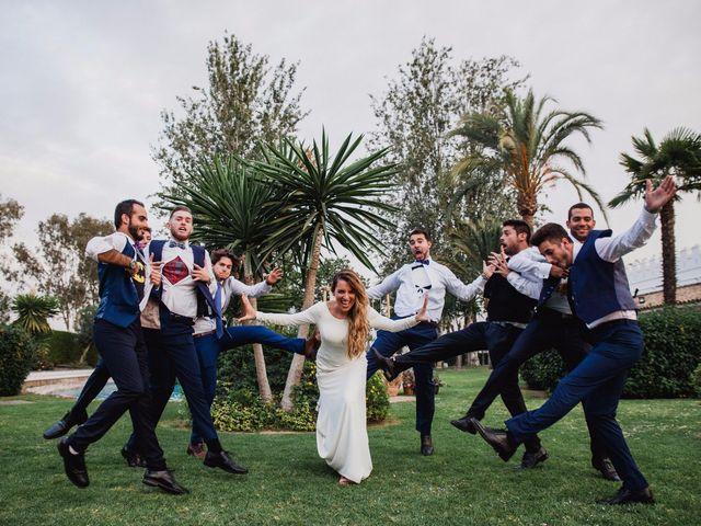 La boda de José Carlos y Andrea en Benacazon, Sevilla 48