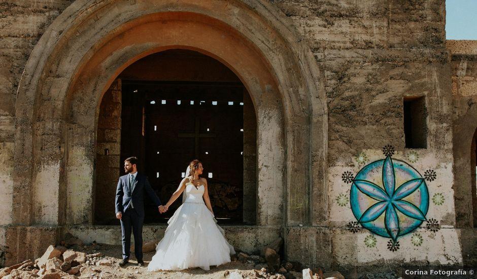 La boda de Alejandro y Raquel en Candelaria, Santa Cruz de Tenerife