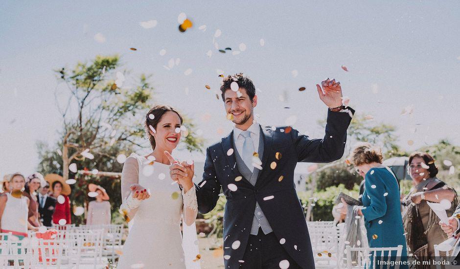 La boda de Pedro y Elo en El Cabo De Gata, Almería