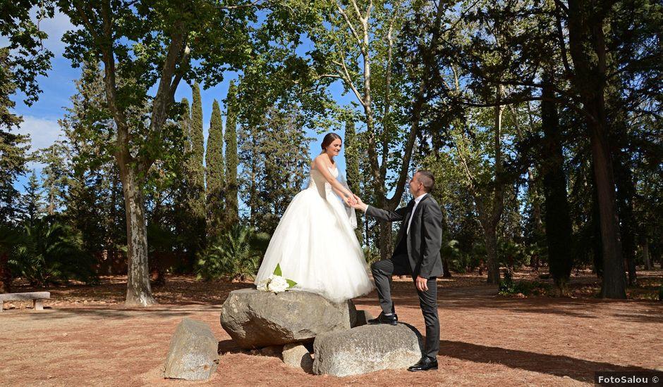 La boda de Andrei y Alina en Vandellos, Tarragona