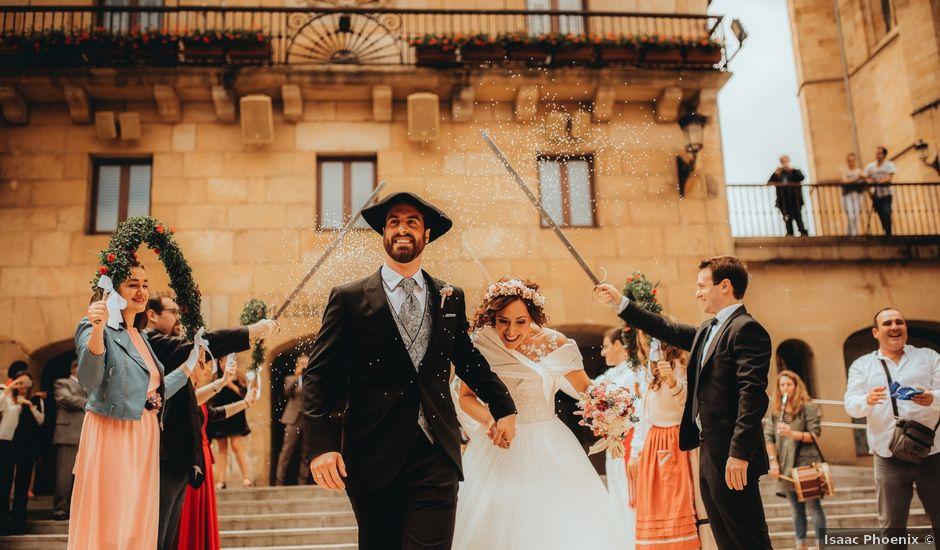 La boda de Joseba y Tania en Donostia-San Sebastián, Guipúzcoa