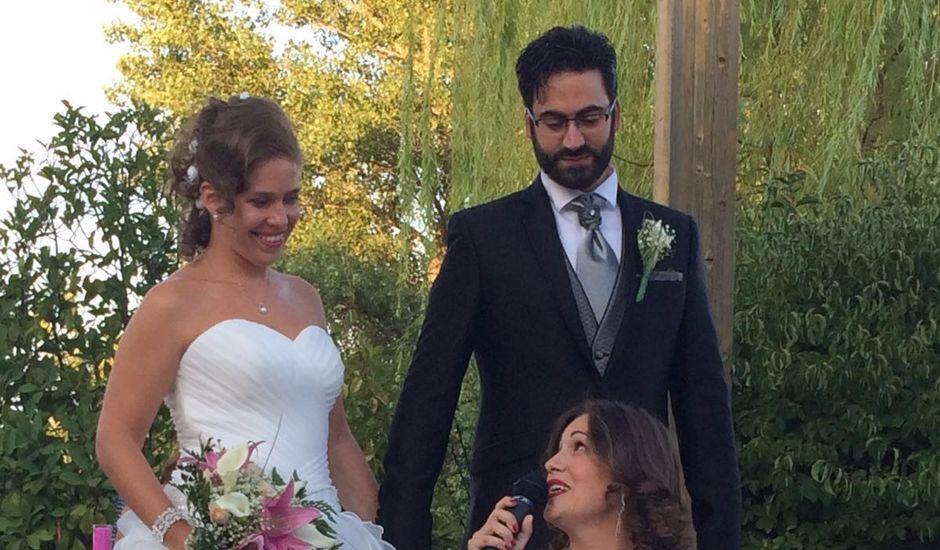 La boda de sonia y daniel en brunete madrid - Donde celebrar mi boda en madrid ...