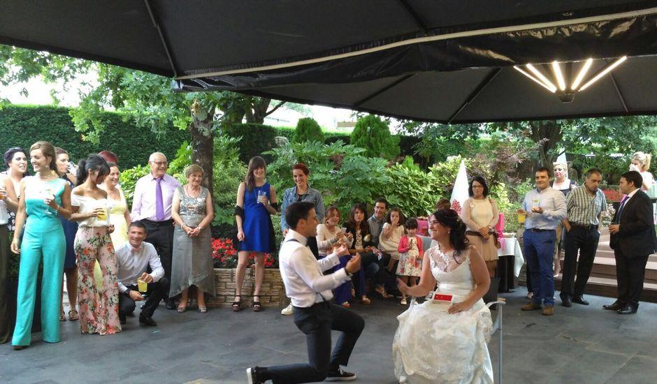 La boda de Endika y Ekiñe en Zamudio, Vizcaya