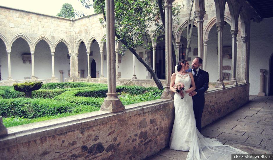 La boda de Alex y Eli en Peralada, Girona