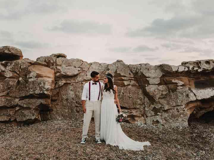 La boda de Blanca y Paúl