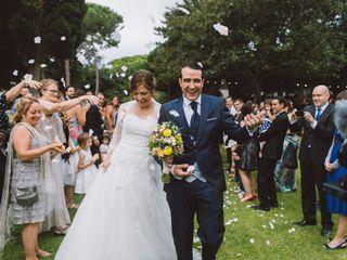La boda de Joan Martí y Laia
