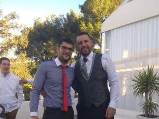 La boda de Cristina y Héctor 1