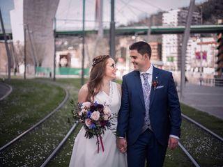 La boda de Zuri y Unai 1