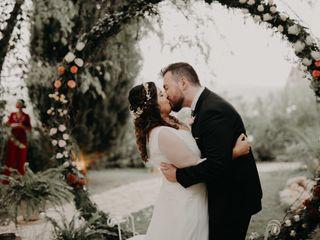 La boda de Tamara y Óscar