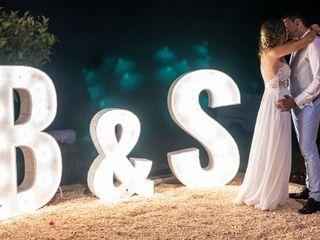 La boda de Beth y Sergi