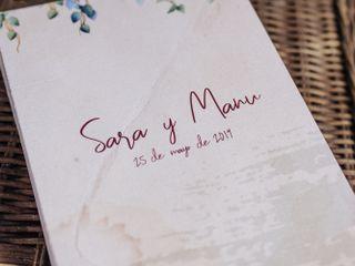 La boda de Sara y Manuel 1