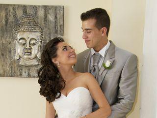 La boda de Leandro y Arantza