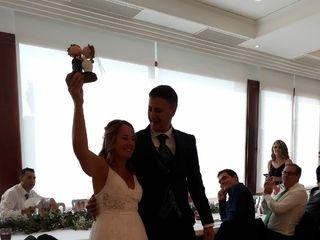 La boda de Laura y Mariano 1