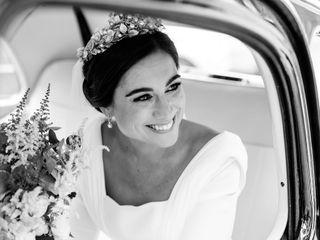 La boda de Carolina y Borja 1