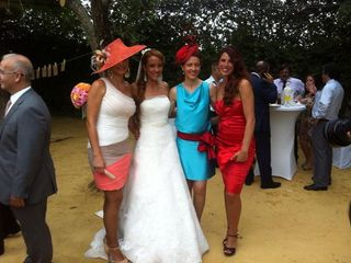 La boda de Mª Angeles  y Seve 1