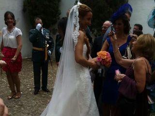 La boda de Mª Angeles  y Seve 2