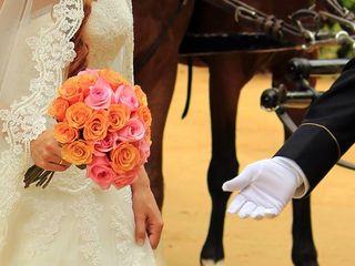 La boda de Mª Angeles  y Seve 3