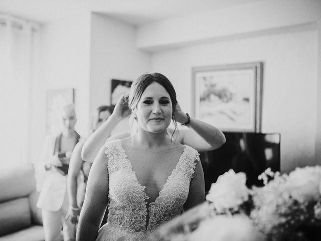 La boda de PABLO y Esther en Sagunt/sagunto, Valencia 10