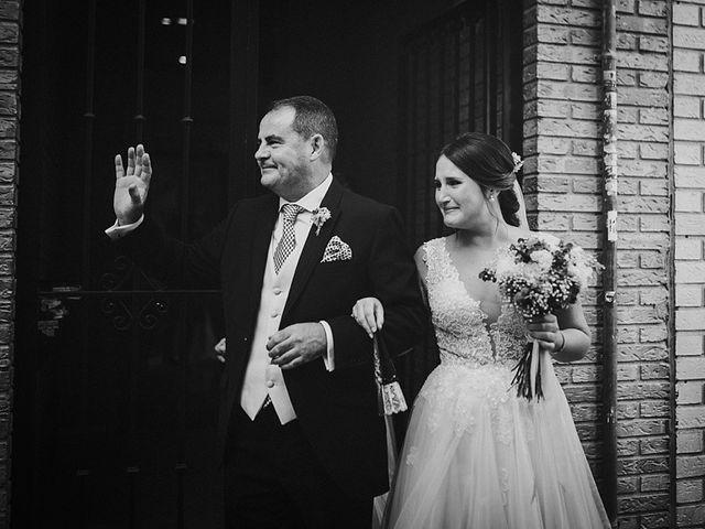 La boda de PABLO y Esther en Sagunt/sagunto, Valencia 12