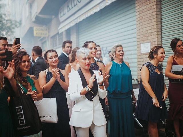 La boda de PABLO y Esther en Sagunt/sagunto, Valencia 13