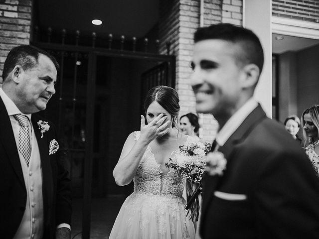 La boda de PABLO y Esther en Sagunt/sagunto, Valencia 14