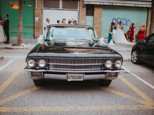 La boda de PABLO y Esther en Sagunt/sagunto, Valencia 15