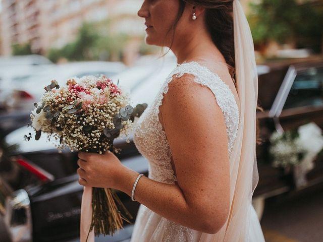 La boda de PABLO y Esther en Sagunt/sagunto, Valencia 17