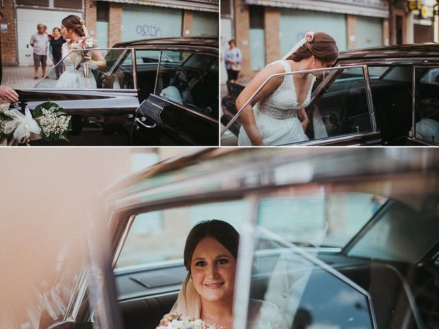 La boda de PABLO y Esther en Sagunt/sagunto, Valencia 18