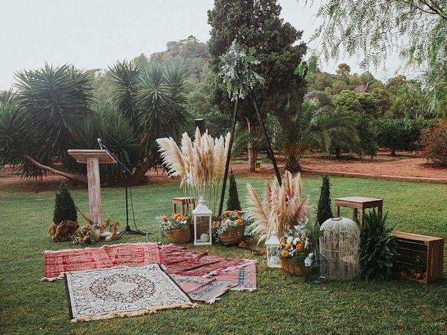 La boda de PABLO y Esther en Sagunt/sagunto, Valencia 22