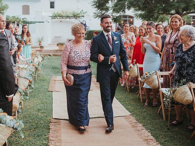 La boda de PABLO y Esther en Sagunt/sagunto, Valencia 26