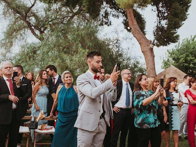 La boda de PABLO y Esther en Sagunt/sagunto, Valencia 27