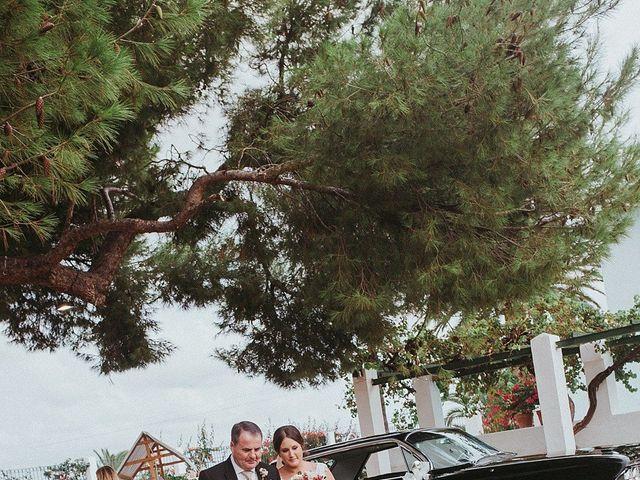 La boda de PABLO y Esther en Sagunt/sagunto, Valencia 28