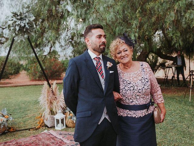 La boda de PABLO y Esther en Sagunt/sagunto, Valencia 29