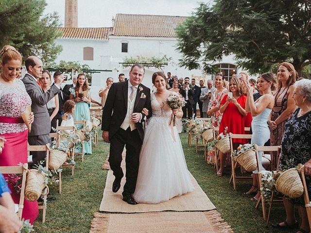 La boda de PABLO y Esther en Sagunt/sagunto, Valencia 31