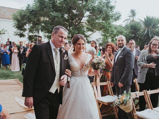 La boda de PABLO y Esther en Sagunt/sagunto, Valencia 32