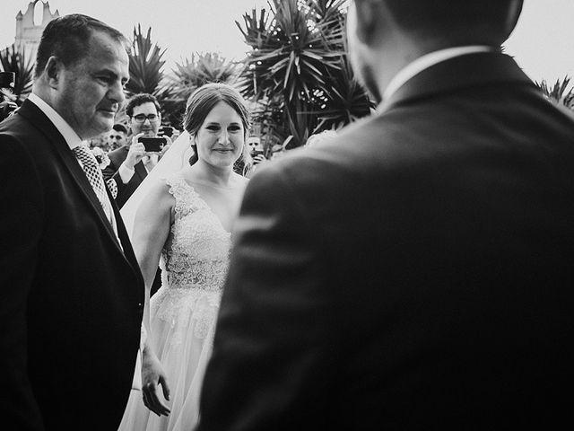 La boda de PABLO y Esther en Sagunt/sagunto, Valencia 33