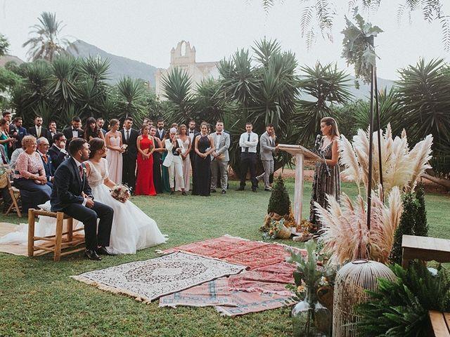 La boda de PABLO y Esther en Sagunt/sagunto, Valencia 34